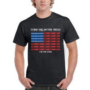Stand Tall American Flag T-Shirt | Patriotic T Shirts