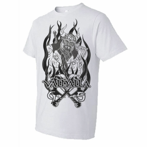 Valhalla T-Shirt   Gray Soul Clothing   Biker Clothing & Accessories
