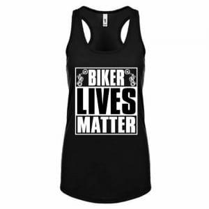 Biker Lives Matter Tank Top