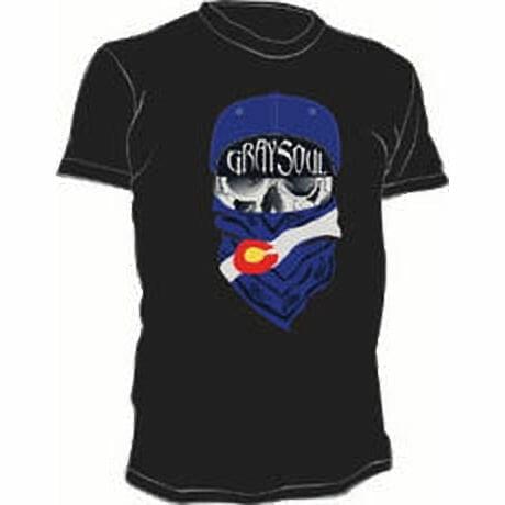Colorado Skull T-Shirt