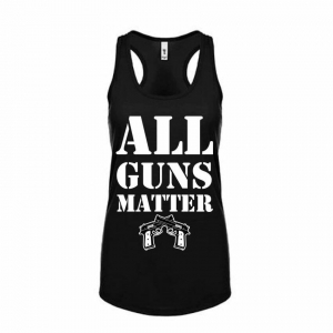 All Guns Matter Racerback