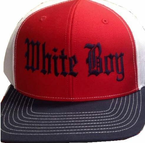 Camo Snap Back Hat
