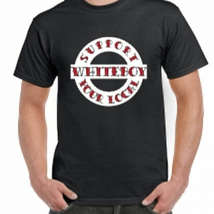 Support Local Whiteboy T-Shirt