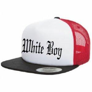 White Boy Trucker Hat   White Boy Clothing