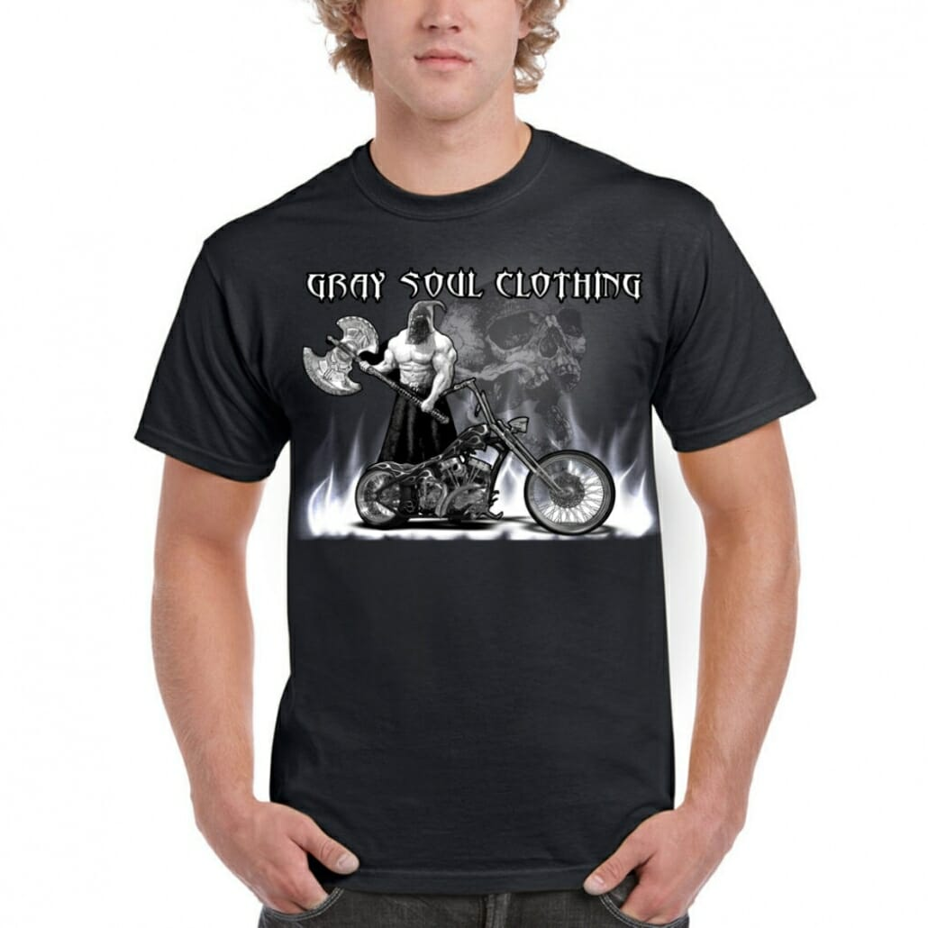 Gray Soul Clothing Biker Apparel & Accessories | Whiteboy Clothing