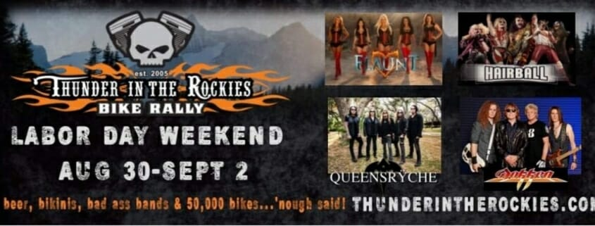 Thunder In The Rockies Concert