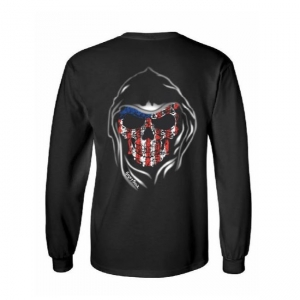 American Reaper Long Sleeve T Shirt