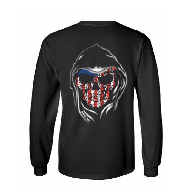 American Reaper Long Sleeve T Shirt