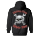 Working Class Whiteboy Hoodie   Gray Soul Clothing