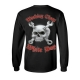 Working Class Whiteboy Long Sleeve Shirt | Gray Soul Clothing