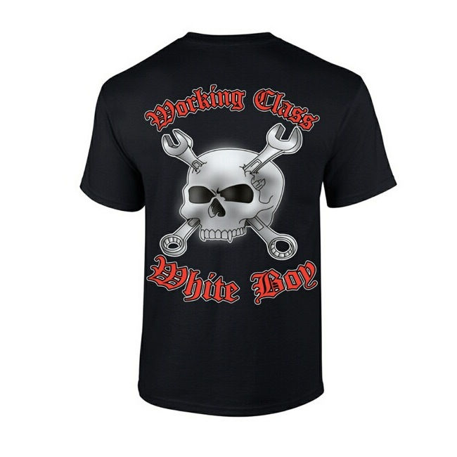 Working Class Whiteboy T-Shirt